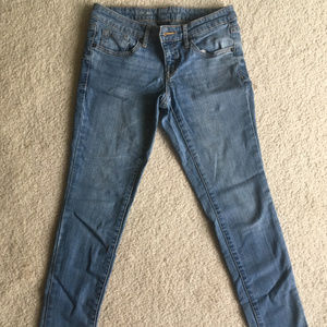 Mossimo Low-Rise Skinny Jeans 00